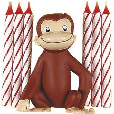 Curious George Cake Decorating Kit : 1000+ images about Curious George 3rd Birthday on Pinterest Curious george birthday, Curious ...