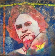 Beethoven, 5 th symphony Watercolor Techniques, Saatchi Art, Cool Photos, Original Paintings, Portrait, Canvas, Artist, Artwork, Van
