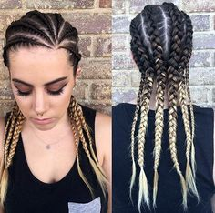 101 best White Girl Braids images on Pinterest in 2018 | Hairstyle ...