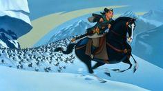 """EL ARTE DEL CINE: Disney´s """"Mulan"""" (1998) tendrá su versión Live Action"""