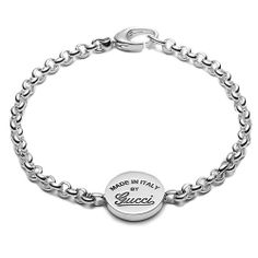 Gucci Craft Sterling Silver Bracelet now available at Keswick Jewelers in Arlington Heights, IL 60005 www. Gucci Jewelry, Jewellery Earrings, Fashion Jewelry, Sterling Silver Bracelets, Silver Earrings, Statement Jewelry, Custom Jewelry, Women's Accessories, Women Jewelry