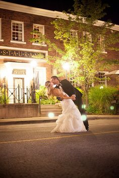 Stephanie is wearing her Lea-Ann Belter Tess wedding gown, which she chose at out Toronto flagship boutique. Photography - Boston Avenue Photo Co. Bridal Gowns, Wedding Gowns, Wedding Day, Quay West, Music Garden, Brookfield Place, Capital Of Canada, Toronto Island, Royal Ontario Museum