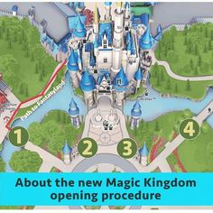 The start of 2017 brought about a bunch of announcements at Disney World, including a new Magic Kingdom opening procedure. Here& how it works. Disney World 2017, Disney World Vacation Planning, Disney World Magic Kingdom, Walt Disney World Vacations, Disney Planning, Disney Trips, Disney Parks, Disney Travel, Magic Kingdom Tips