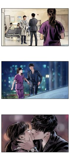 """Image about love in Dorama """"W two world"""" by Thank you Justin 3 W Two Worlds Art, Between Two Worlds, W Korean Drama, Drama Korea, Jong Suk, Lee Jong, Drama Film, Drama Movies, W Two Worlds Wallpaper"""
