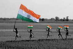 inidna-flag-black-and-white-with-color-photo.jpg (600×402)