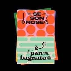 Mezzodetto on Behance Web Design, Layout Design, Print Design, Design Art, Cover Design, Packaging Design, Branding Design, Logo Design, Identity Branding