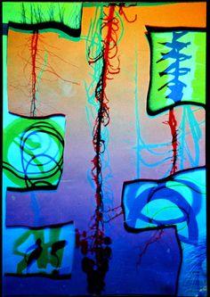 "Roots sketch, 1989, 6"" x 9"""