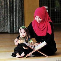 Beauty Of Muslima
