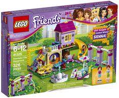 LEGO Friends 41325 : L'aire de jeu d'Heartlake City