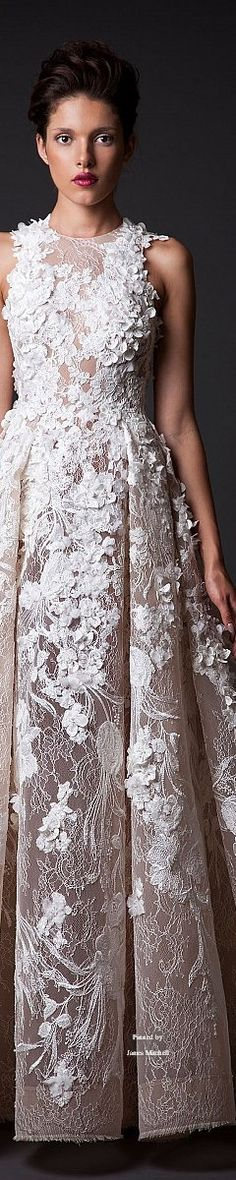 Krikor Jabotian Couture  Fall-winter 2014-2015