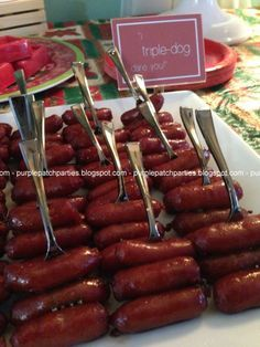 A Christmas Story Christmas/Holiday Party Ideas | Themed parties ...