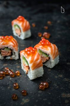 Szendeff Lőrinc on Behance Arte Do Sushi, Sushi Menu, Food Photography Tips, Food Platters, Aesthetic Food, Japanese Food, No Cook Meals, Food Cravings, Food Pictures
