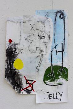 "Saatchi Art Artist Taylor White; Painting, ""HELI JELLY"" #art"
