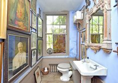 Casa nelocuita de 123 de ani. Imagini spectaculoase din interior - Case practice