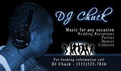 other DJ business card design