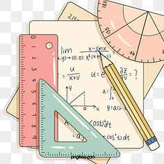 Math Wallpaper, Math Clipart, Sunset Color Palette, Math Design, Cute Bear Drawings, Book Wrap, College Life Hacks, Ipad Background, Cool Paper Crafts