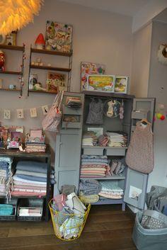 Pois.Plume, un amour de boutique pour les tout-petits à Paris dans le 9e.