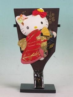 Japan souvenir dolls and overseas! Height 22 cm
