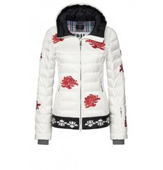 Bogner, Women's Leya-D Down Jacket Ski Fashion, Mens Fashion, Nylons, Skiing, Winter Jackets, Feminine, Sporty, Snow, Embroidery