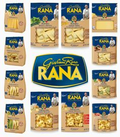 Giovanni Rana Pasta Giveaway from Outnumbered 3 to 1 Spinach Pasta, Spinach And Cheese, Spinach Lasagna, Pasta Sauce Recipes, Pasta Sauces, Rana Pasta, Cheese Tortellini, Pasta Casserole, Lasagna