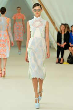 #Saks #fashion #runway