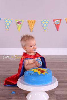 Plain satin cape: cake smash super hero theme photography prop, first birthday photo, superhero cape by SuperCuteCostumes on Etsy