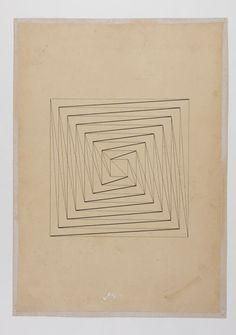 No #IACdiário de hoje, compartilhamos dois estudos do artista Lothar Charoux. Desenho com composição geométrica feita a partir de linhas, triângulos e quadrados s/d Nanquim sobre papel 34,7x24,7 cm Você encontra esses e outros documentos para pesquisa aqui no IAC. #iac #iacbrasil #SP #arte #art #muba #belasartes  #BA #desenho #LotharCharoux