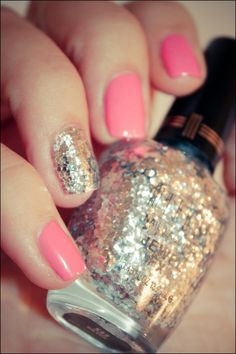 I want this glitter