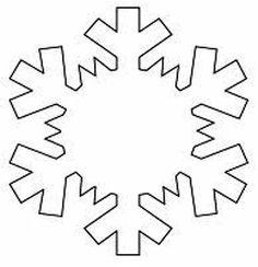 Hópehely papírból - 7 ingyenes hópehely sablon - DIY-cikkek - Karácsony - Kreatív