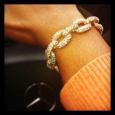 2 Chain Multi Bracelet