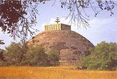 Sanchi stupa Buddhist Architecture, Indian Architecture, Sanchi Stupa