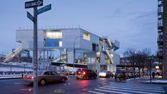 Galeria - Centro Esportivo Campbell / Steven Holl Architects - 12