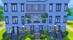 Coli's Wonderland — Townhouse - Edit I edited my Townhouse to put...