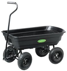 tricam industries gt200tv Green Thumb Poly Dumping Garden Cart >>> You can get additional details at the image link.