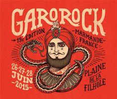Garorock poster