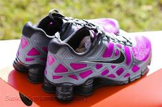 New Womens Nike Shox Turbo