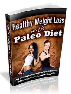 Paleo Weight Loss with Paleo Diet  paleo diet book download - $4.95 paleo diet pdf ebook download - $4.95