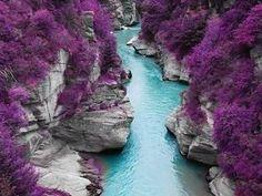 Fairy Pools, Isle of Skye, Scotland   .