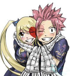 Fairy Tail - Lucy and Natsu / Nalu
