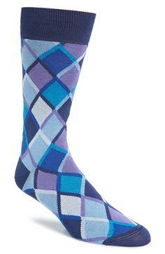 Bugatchi+Diamond+Socks+available+at+#Nordstrom