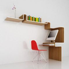 creative-bookshelves-6-1.jpg (624×624)