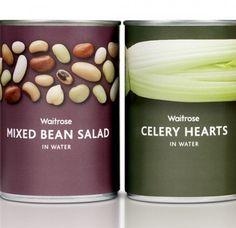 waitrose food packaging.