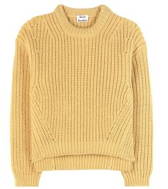 Acne Studios - Hira wool-blend sweater - Acne Studios knows good knitwear  and its 126650e5b97