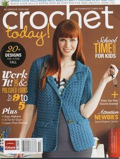 Crochet Today - №10 - 2010