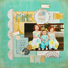 Kelly Goree's Gallery: *Mine* NEW BasicGrey PAPER COTTAGE (Gorgeous!)