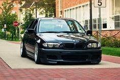 BMW E46 Slammed