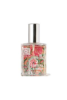 perfume: sweet pea & vanilla