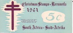 RSA 1961 5c CHRISTMAS BOOKLET COMPLETE