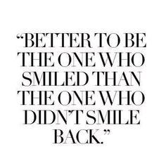 Remember kindness!