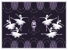Nutcracker Ballet Christmas Cards 10 pack by LoveAshleyDesigns, $10.00